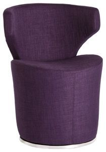 Home Collection Lasso Chair, Purple