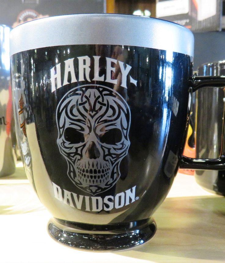 Harley-Davidson mug