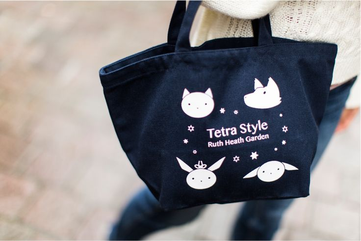 Tote bag of Tetra Style