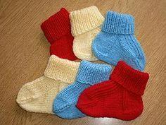 детские носочки на  1-1.5