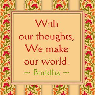 .Buddha Quotes, Happy Thoughts, Buddhism, Remember This, Thinking Positive, Inspiration, Law Of Attraction, Positive Thoughts, Wise Words
