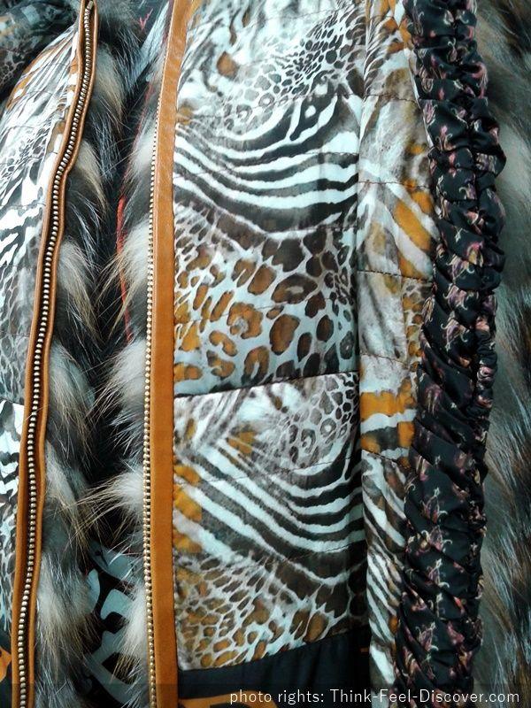PKZ Furs Kastoria International Fur Fair AW16/17 BACKSTAGE Fashion by Think-feel-Discover.com
