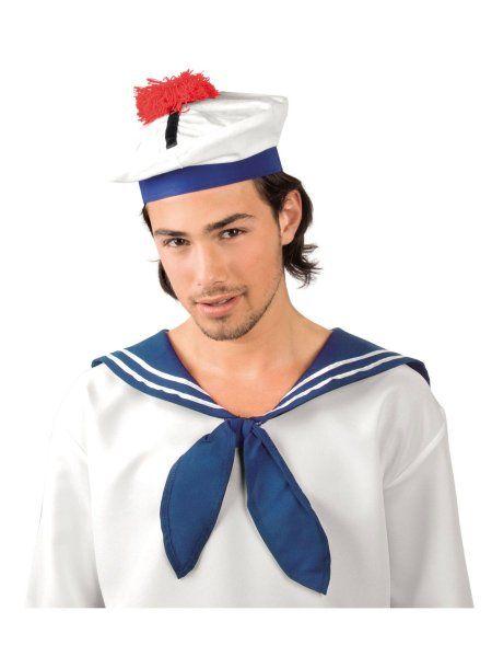 """https://11ter11ter.de/57008966.html Mütze """"Marine Matrose Dennis"""" #11ter11ter #Fasching #Mottoparty #Party #Outfit #Kostüm #Mütze #Marine #maritim"""