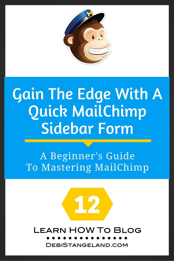43 best images about mastering mailchimp on pinterest for Quick will template