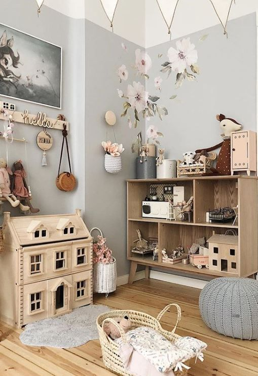 Top 10 Kids Room Decorated With Wood