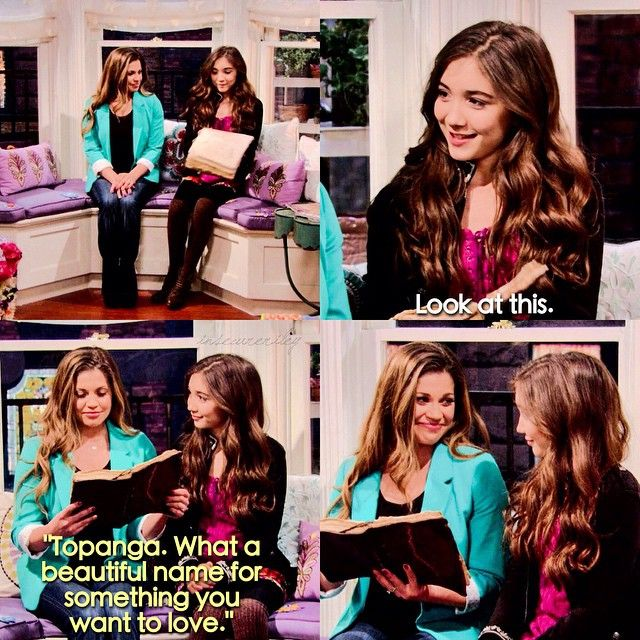 2x28 girl meets world In a recent girl meets world episode, shawn was introduced maya's (sabrina carpenter) mom, and the blonde beauty.