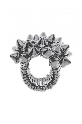 SPIKES NEST RING - (X) S.M.L