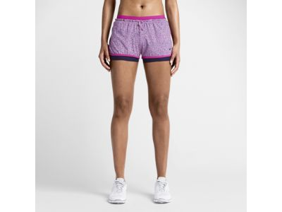 Nike Full Flex 2-in-1 Splatter Spot Women's Training Shorts