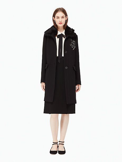 arison coat   Kate Spade New York