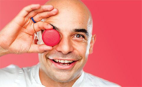 {Adriano Zumbo} - The Dark Lord of the Pastry Kitchen