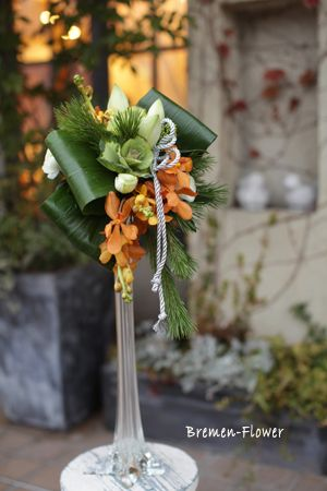 Japanese style bouquet...again the question, what IS a bouquet that's Japanese?