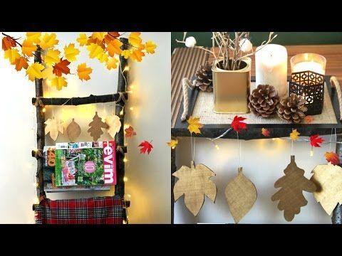 Sonbahar Dekorasyon Fikirleri / DIY Fall Decorations