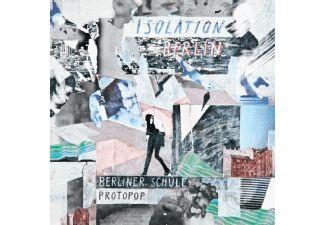 Isolation Berlin - Berliner Schule/Protopop - (CD)