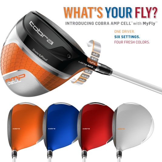 What's your fly? AMP CELL Driver | Cobra Golf #golf #lorisgolfshoppe