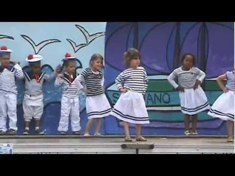 fete de fin d'année ecole maternelle Beausoleil - YouTube
