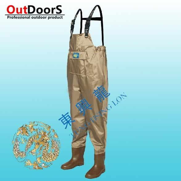 108.00$  Buy here - http://ali6mi.worldwells.pw/go.php?t=32767951741 - hunting pvc wading pants botas de pesca magnum boots fish waders respirant tenis para pescaria cuissardes peche wathose