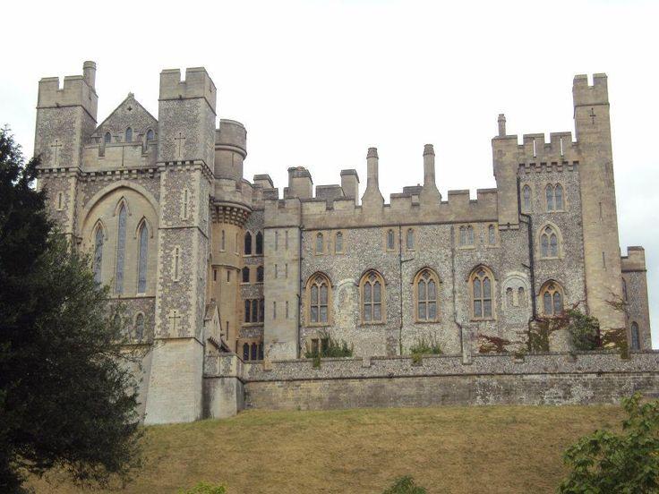 Arundel Castle, West Sussex - UK