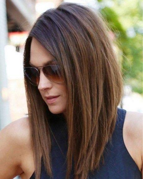 Haartrends 2017 Lang Haarkleuren In 2019 Kapsels Kapsels