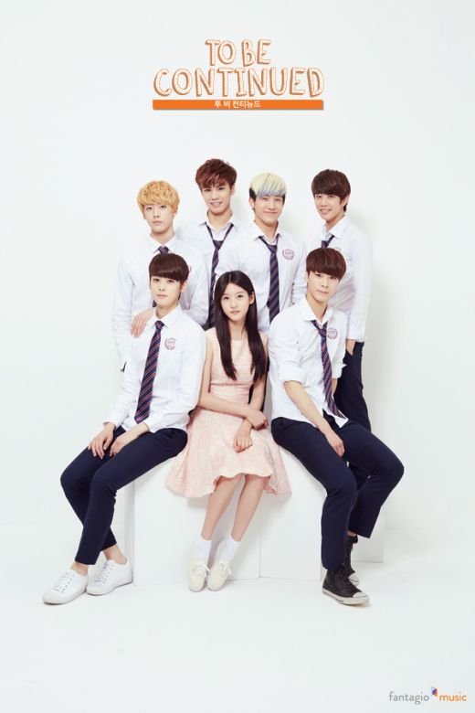 FIRST LOOK: To Be Continued, starring Kim Sae Ron and new K-pop group  Astro. To Be Continued KdramaK ...