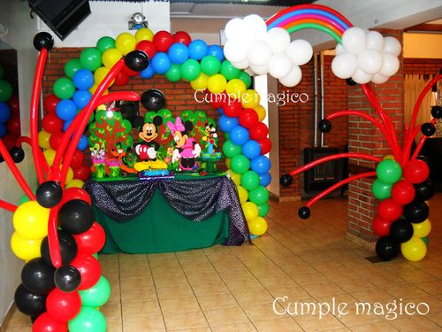 45 best images about varias decoraci nes en globos on - Decoraciones de bares ...