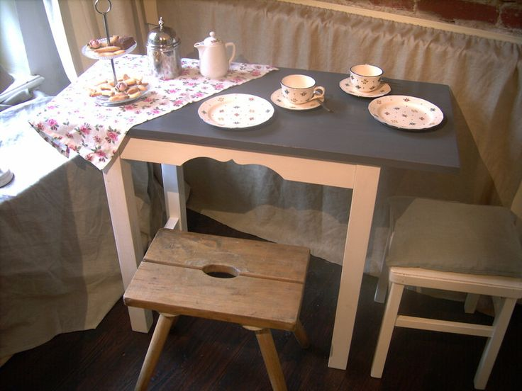 29 best Ambiente images on Pinterest Dining room, Wood and - küchentisch shabby chic