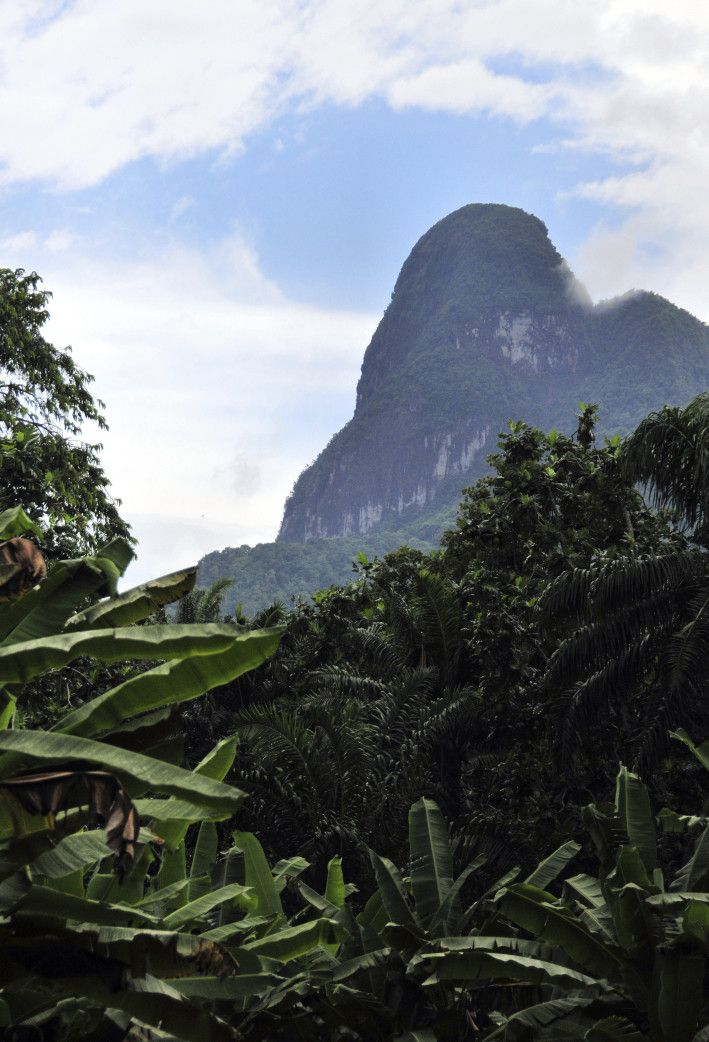 Wanderreise Sao Tome und Principe