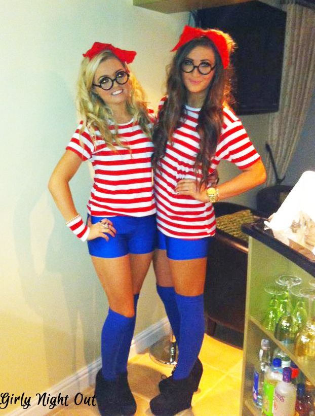 Where's Wally Style Fancy Dress! From Girly Night Out xx