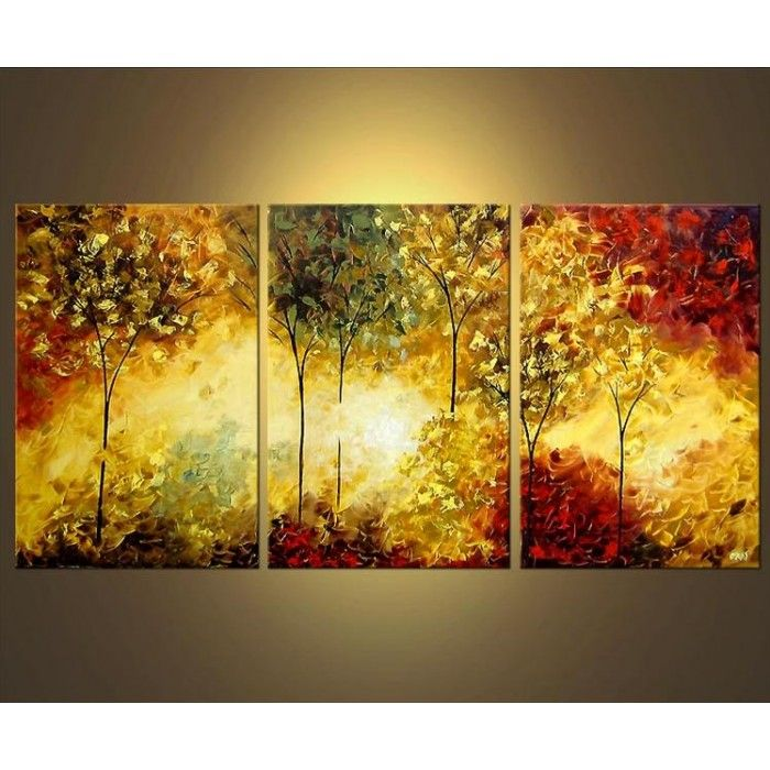 104 best muti panel oil painting images on pinterest for Cheap canvas prints for sale