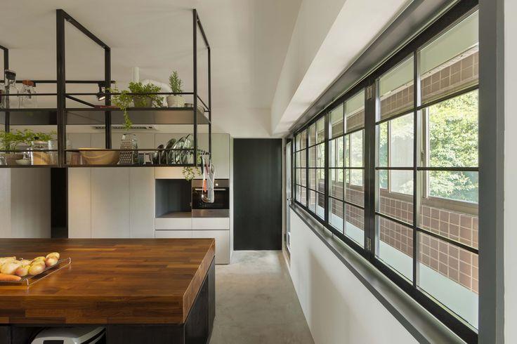 Residence Lin,Taipei By KC design studio
