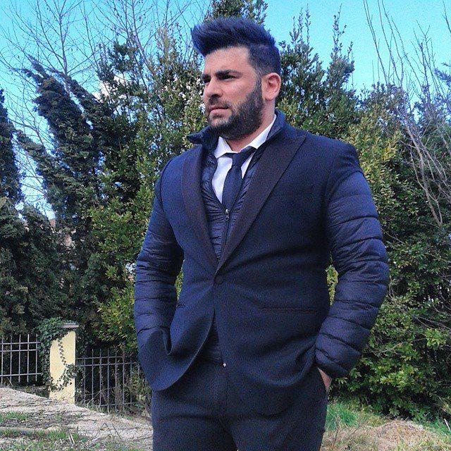 """Ο Παντελής Παντελίδης στα γυρίσματα του βίντεο κλιπ """"Τα σχοινιά σου"""""""