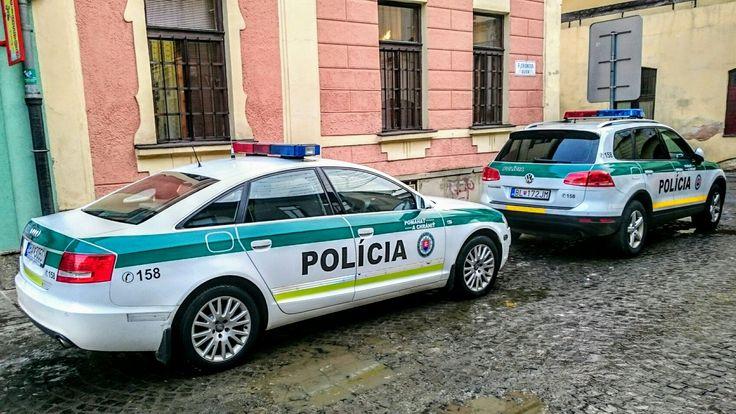 Audi & VW Police cars