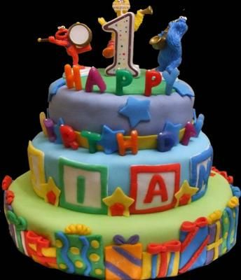 Part cake