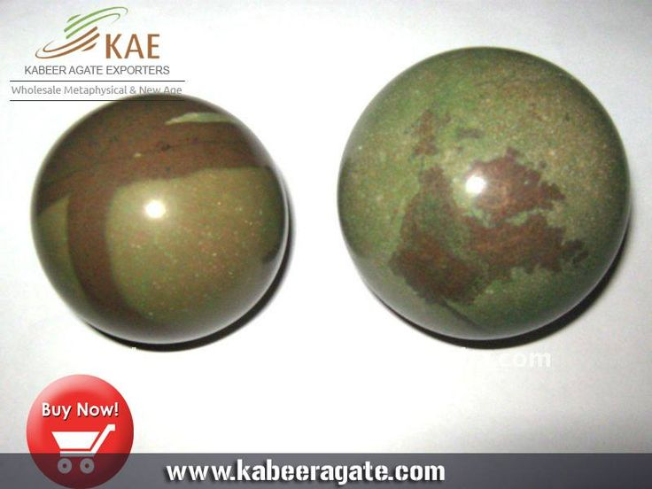 Wholesale Suppliers of #Narmada #Stone #Sphere & #Ball http://www.kabeeragate.com/