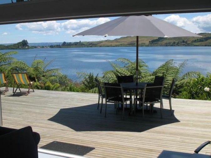 Rotoiti Views, Luxury House in Rotorua, New Zealand | Amazing Accom