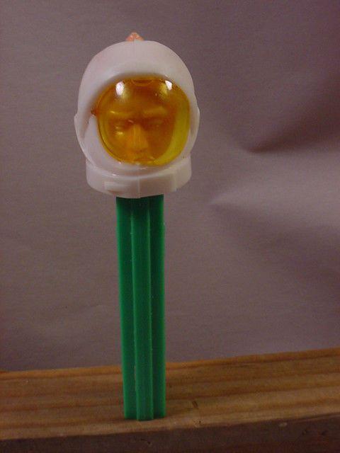 PEZ Rare Vintg NF Astronaut B~Pat | Pez Collectibles ...