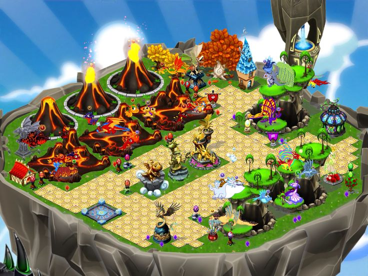 how to play dragonvale on pc