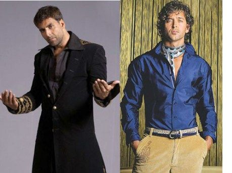 Is Hrithik Roshan Replaced By Akshay Kumar Nikhil Advani's ' Bazaar '? - Cine Newz