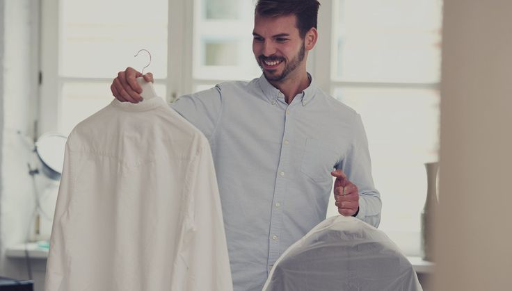 ZipJet is your mobile dry cleaners & laundry service in London // Get your clean clothes in as little as 6 hours!