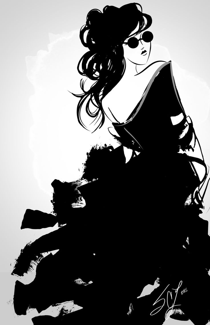 #draw #drawing #doodle #sketch #sketchbook #ragtime #style #fashion #style #woman #pretty #sophisticated #beauty #illustration #illustrator #art #artist #decor #wallart #homedecor #print #texture #bold #black #white #contrast #digitalart