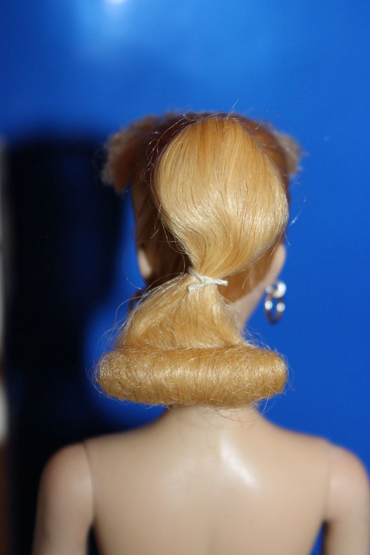 Vintage Barbie Ponytail # 2 Original No touch ups, Rare- Never Played With-Mint | eBay
