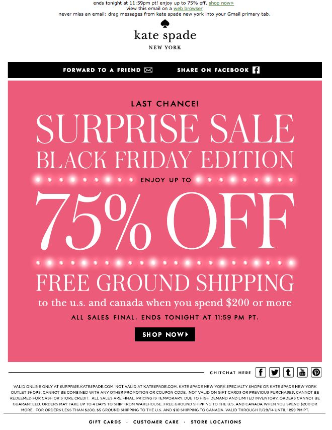 Best Email  HolidayBlack Friday Images On   Black