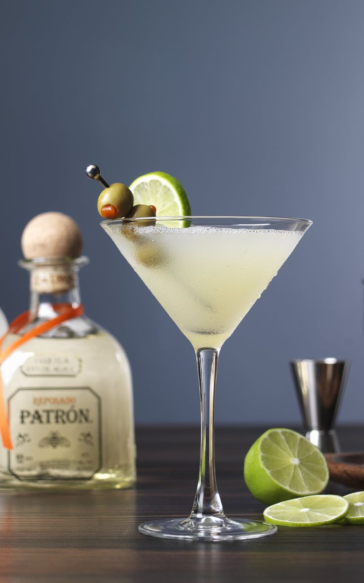 Take your Cinco de Mayo celebration to the next level with the Mexican Martini.
