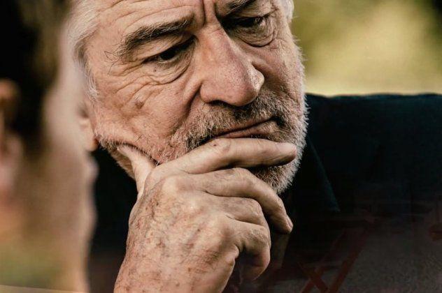 KLIK Magazine ® | Robert De Niro: Moντέλο στα 70 του χρόνια για τα διάσημα ανδρικά κοστούμια Ermenegildo Zegna.