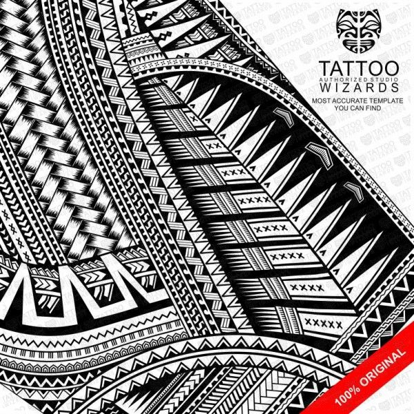530 Best Maori Polynesian Tattoo Design Images On Pinterest