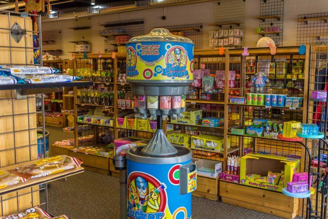 The Sweet Life: Nostalgia and Wonder at an Oakland County Candy Shop