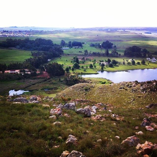 DULLSTROOM. Fresh air, tranquility, magnificent scenery and the unofficial title as South Africa's premier flyfishing destination make this village the perfect getaway and a shoe in on our list.
