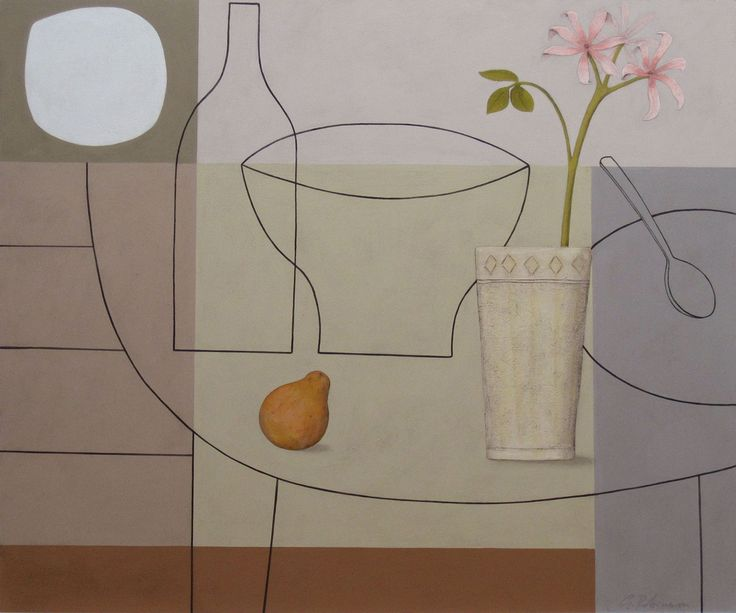UK artist, Geoffrey Robinson