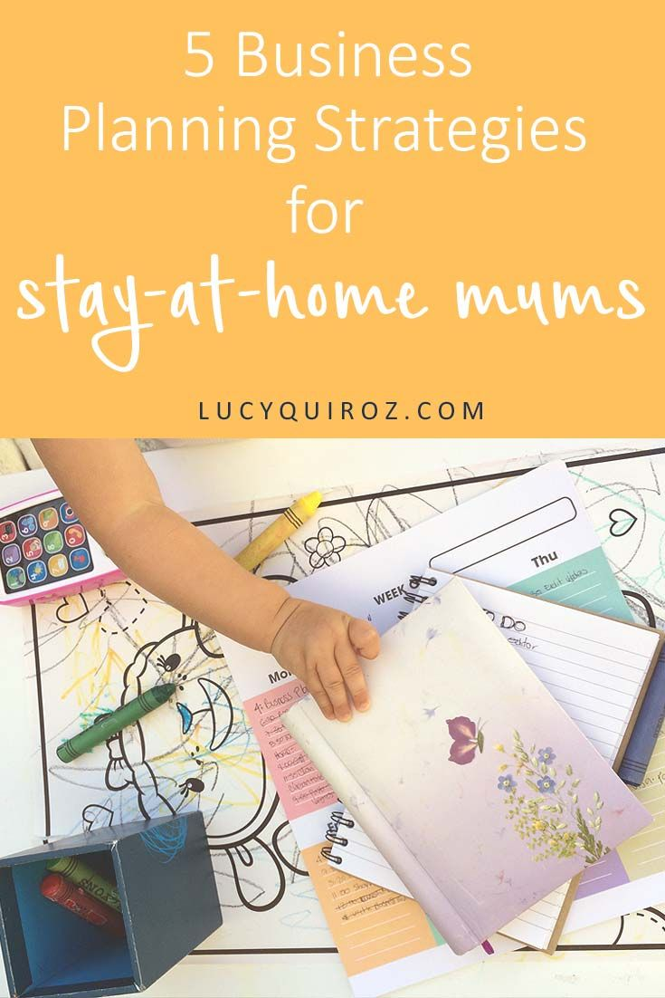 Here are 5 planning strategies for mumpreneurs to help you save time, and stress less. Plus a bonus tip to motivate you to do more planning.