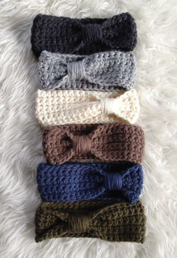 Cute Winter Women Head Wrap On Etsy!