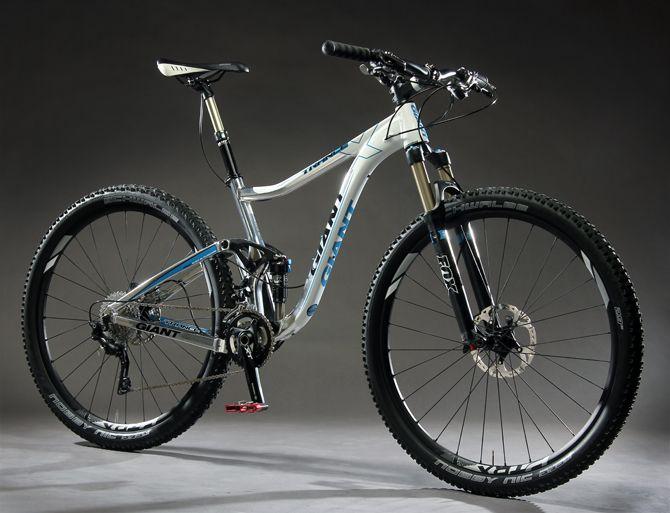 Bike Test: Giant Trance X 29er 0   News   mountain-bike-action